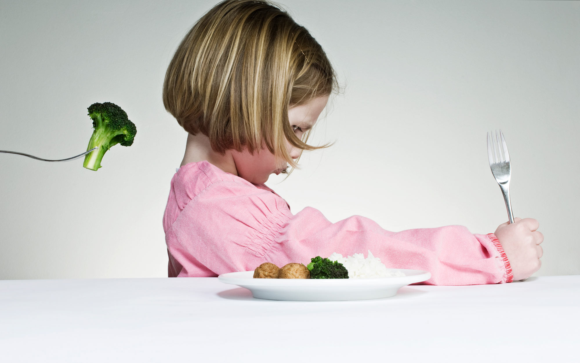 Getting more veggies into kids!