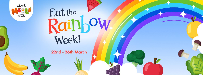 Eat the Rainbow Challenge